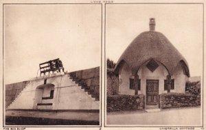 LYME REGIS, Dorset, England, 1930-1950s; The Gin Shop, Umbrella Cottage