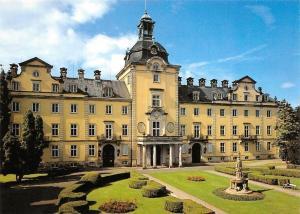 Schloss Bueckeburg Courtyard Castle, Chateau