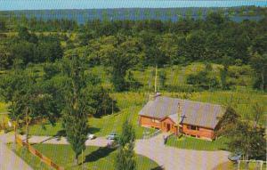 Canada Whetung Ojibwa Indian Crafts Centre Curve Lake Ontario