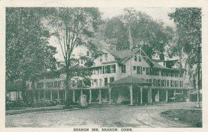 SHARON , Connecticut , 1938 ; Sharon Inn