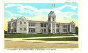 Colegio Modelo High School Building, H. Matamoros, Tamaulipas, Mexico, 00-10s
