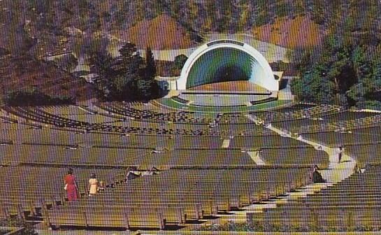 Hollywood Bowl Hollywood California