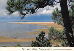 Netherlands West Terschelling Noordvaarder Panorama