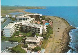 Post Card Spain Canary Islands Lanzerote Hotel San Antonio