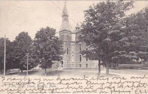 Exterior,  High School,  Beverly,  Massachusetts,  PU_1911