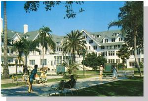 Clearwater, Florida/FL Postcard, Belleview Biltmore Hotel