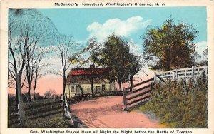 McConkey's Homestead, Washington's Crossing Washingtons Crossing, N...