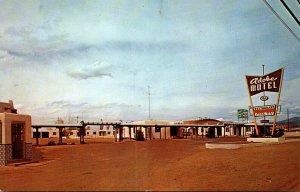 New Mexico Santa Fe Adobe Motel