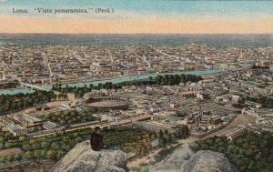 LIMA, Peru, 1900-10s