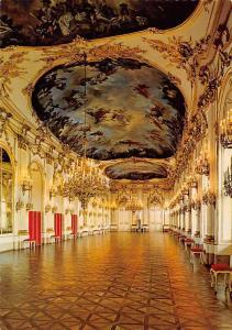 Wien Schloss Schoenbrunn Grosse Galerie Gallery Castle