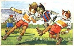 Soccer Postcards 1914