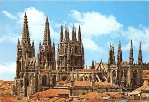 B33329 Burgos La Catedral  spain