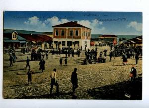 191002 WWI Macedonia Kumanovo Vintage german military RPPC