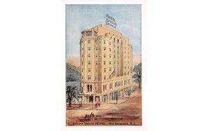 nj-new_brunswick Roger Smith Hotel Unused