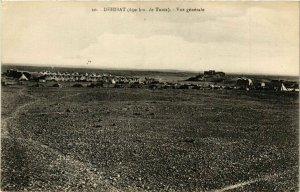 CPA AK TUNISIE DEHIBAT-Vue générale (239759)