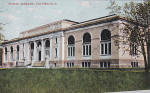 Public Library, COLUMBUS, Ohio, 1900-1910s