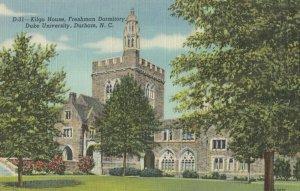 DURHAM ,North Carolina ,1930-40s ; Kilgo House , Freshman Dorm , Duke University