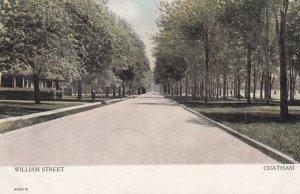 CHATHAM , Ontario , Canada , 1907 ; William Street