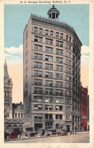Buffalo New York~DS Morgan Building~Darden Theatre~Turkish Bath~1916 Postcard