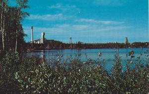 Nickel Refinery , Thompson , Manitoba , Canada 50-60s
