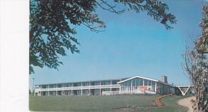 Silver Dart Motel, Baddeck, Cape Breton, Nova Scotia, Canada, 1940-1960s