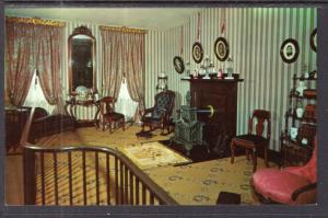 Front Parlor,Abraham Lincoln's Home,Springfield,IL BIN