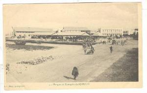 Hangars et Entrepots de   Djibouti, Africa, 1900-1910s