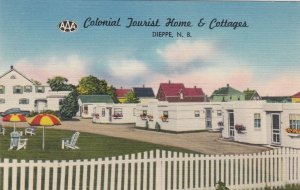 Canada New Brunswick Dieppe Colonial Tourist Home & Cottages sk3043
