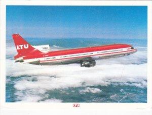 LTU Tristar L-1011-1 Airplane , 70-80s