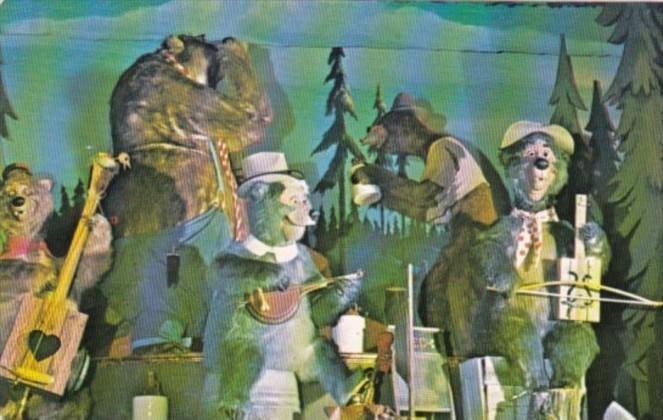 Walt Disney World The Country Bear Jamboree