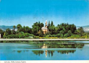 [D*] Cyprus Salt Lake Tekke Larnaca Lake General view