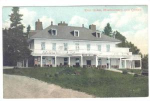 Exterior, Kent House, Montmorency, near Quebec,  Canada, 00-10s