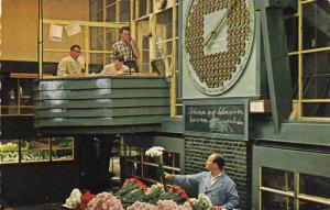 AALSMEER, Auction Clock, North Holland, Netherlands, 40-60s