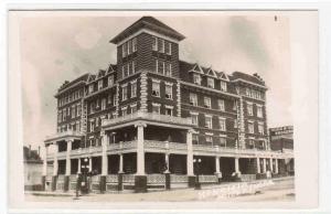 Hotel Kenricia Kenora Ontario Canada RPPC Real Photo postcard