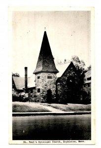 MA - Hopkinton. St. Paul's Episcopal Church