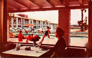 Desert Inn Restaurant and Pool Phoenix Arizona