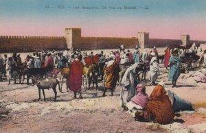 Fez, La Pepiniere, Marche , Morocco, 1900-10s