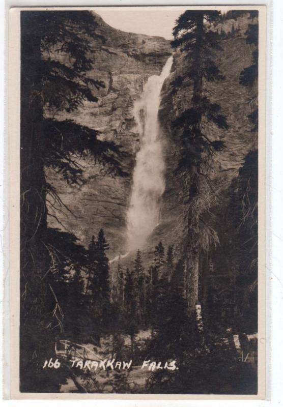RPPC, Takakkaw Falls