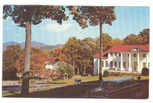 College Hall and Abbott Hall, Blue Ridge Assembly, near Black Mountains, Nort...