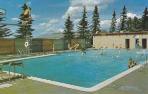 Canada Olds and District Swimming Pool Olds Alberta