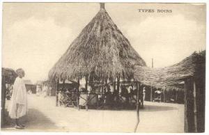 Native village, type Noirs,  00-10s