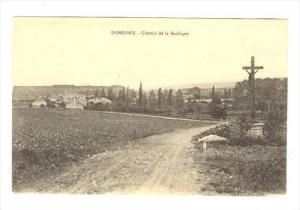 Domremy, France, 00-10s Chemin de la Basilique