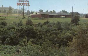 New Stanton Pennsylvania Smith's Rest-Nest Motel Vintage Postcard J68914