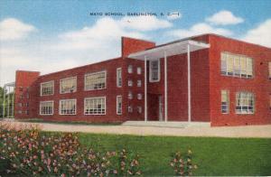 Mayo School , DARLINGTON , South Carolina , 30-40s