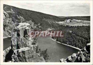 Postcard Modern White Lake (Upper Rhine) Altitude 1050m