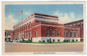 Lewiston, Maine, Post Office
