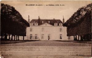 CPA Millemont - Le Chateau (Cote N O.) (453198)
