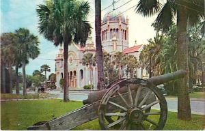 Flagler Memorial Church United Presbyterian St. Augustine Fl