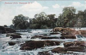 Rhode Island Pawtuxet View Of Pawtuxet Falls