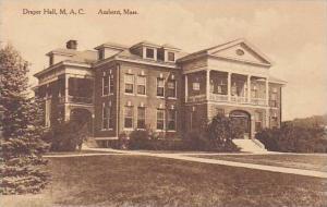 Massachusetts Amhurst Draper Hall M.A.C. Albertype